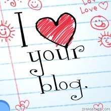 i love your blog from ricka