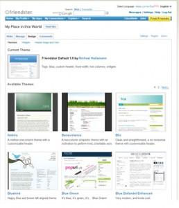 Friendster Blogs now uses WordPress