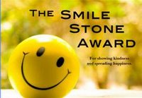 Smile Stone Award from Melody
