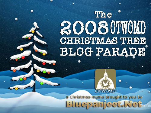 2008 Christmas Tree Blog Parade