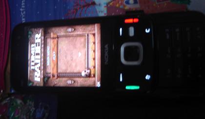 Nokia N85 - Tomb Raider