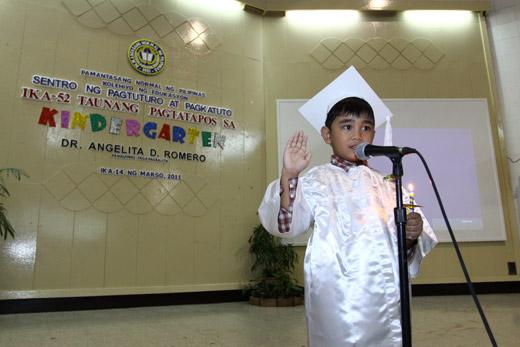 K2 Graduation -  Seremonya ng Liwanag