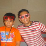 Sean and Francis @ Seriland 3D Movie House