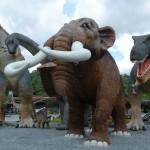 Yab Design dinosaurs