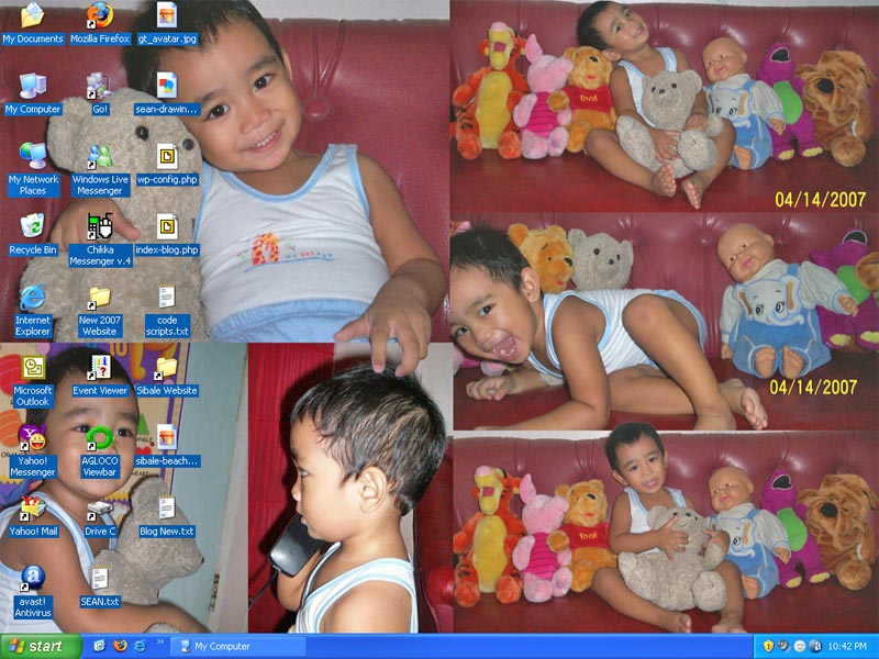 Free View of My Desktop
