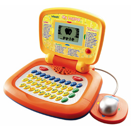 Sean's Vtech Laptop