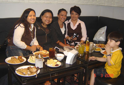 EB with My Favorite Bloggers