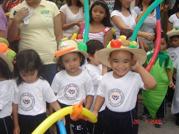 Nutrition Month Parade