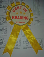 best in reading ribbon