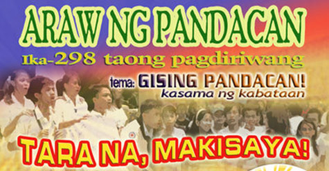 Pandacan Day – Celebrating 298th Anniversary