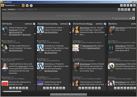 Loving TweetDeck