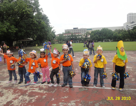 Nutrition Month 2010
