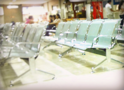 Photo a day July 6, 2012 Chair, Chairs, Waiting Chairs