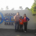 We are family @ Manila Ocean Park