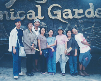 Baguio 2001