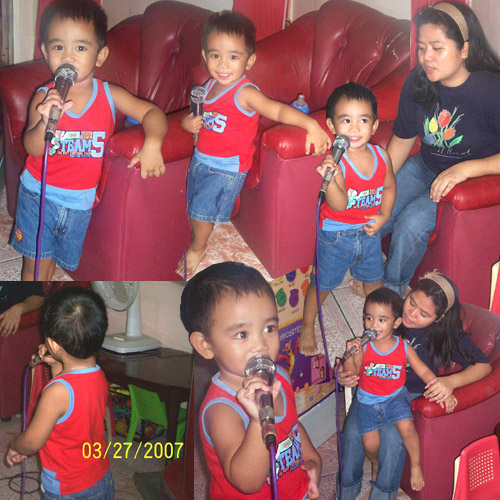 Sean's 2nd Birthday Party - Videoke King - 101 KB