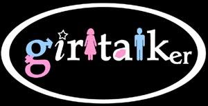 winning GirlTalker Tee design